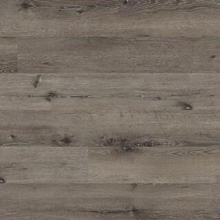"""MSI VTG7X48-2.5MM-20MIL-OAK  Wilmont 7-3/8"""" Wide Waterproof Smooth Oak-Imitating Glue down Luxury Vinyl Planks"""