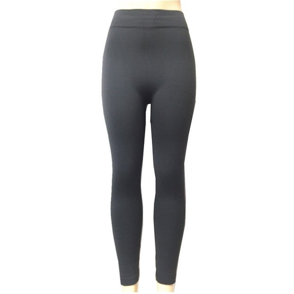 9a2c8dd62ce40e Shop CH-144 LEGGING FLEECE-Grey - Free Shipping On Orders Over $45 -  Overstock - 22796368