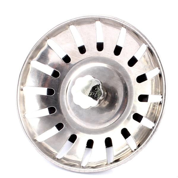 Shop Clog Preventing Kitchen Sink Strainer Basket Stopper Drain ...