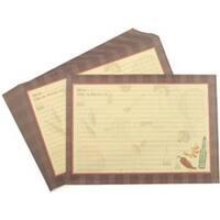 "5""X7"" - Family Recipes Additional Cards 25/Pkg"