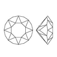 Swarovski Crystal, 1088 Xirius Round Stone Chatons pp14, 40 Pieces, Lilac Shadow F