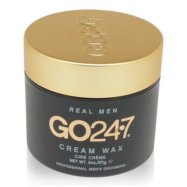 UNITE GO247 Real Men Cream Wax 2 Oz