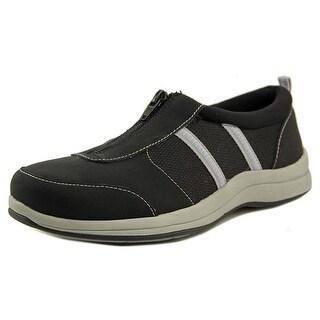 Easy Spirit Delilah Round Toe Synthetic Walking Shoe