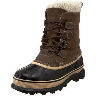 Northside Mens Back Country Pac Boots Suede Waterproof - 9 medium (d)