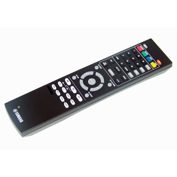 OEM Yamaha Remote Control Originally Shipped With: BDS671, BD-S671