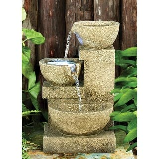 Outdoor Fountains For Less Overstock