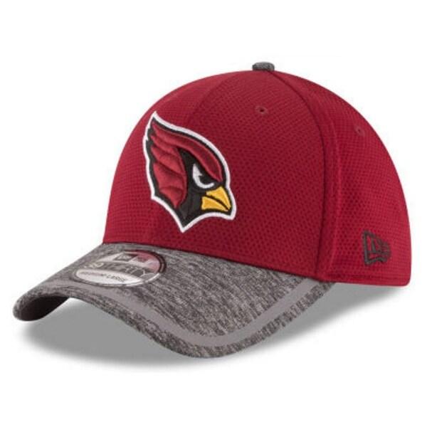 ec36a1aa Shop New Era Arizona Cardinals Baseball Cap NFL On Field Training ...
