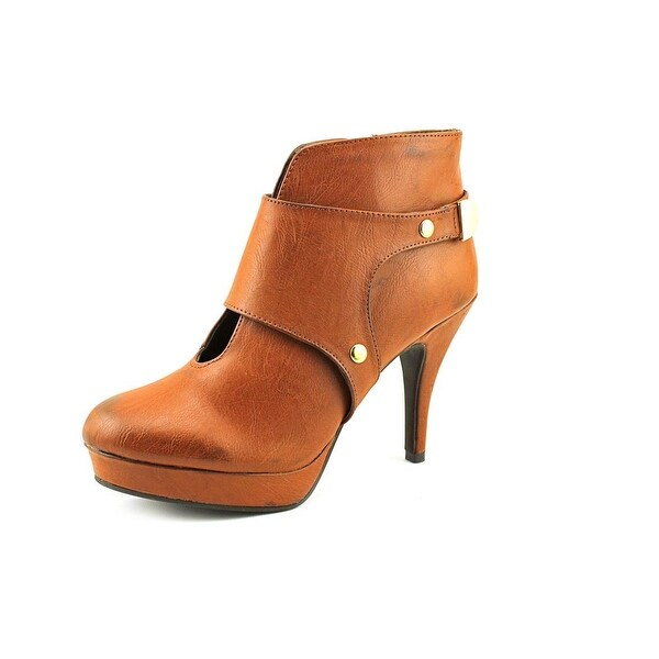 Unlisted Kenneth Cole File Type Women Round Toe Synthetic Ankle Boot