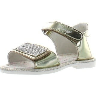 Primigi Girls Dulcinia Stunning Metallic Dress Sandals