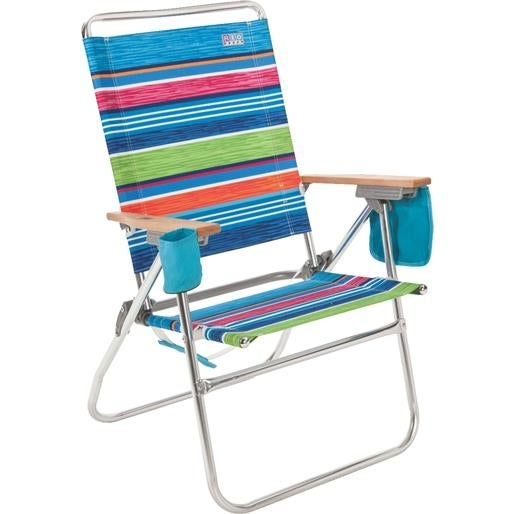 Shop Rio Brands-Chairs Hi-Boy Beach Chair SC644-1813 Unit