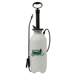 Chapin 29003 Stand 'N Spray No Bend Poly Sprayer, 3 Gallon