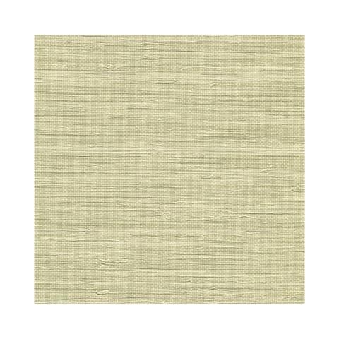 Viendra Hops Faux Grasscloth Wallpaper - 27in x 324in x 0.025in