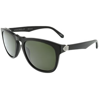 Electric Men's Leadbelly EE13301001 Grey Rectangle Sunglasses