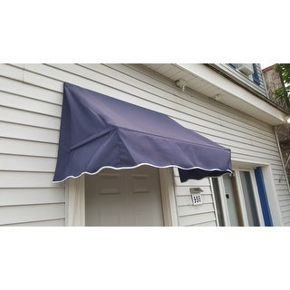 Shop Aleko 4 Feet X 2 Feet Window Awning Door Canopy Sun
