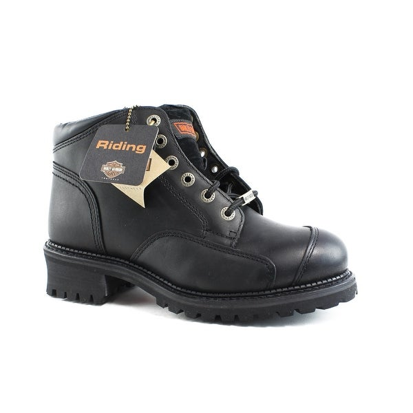 a858f3985791 Shop Harley-Davidson Womens Motorcycle Boots Size 8.5 - Free ...