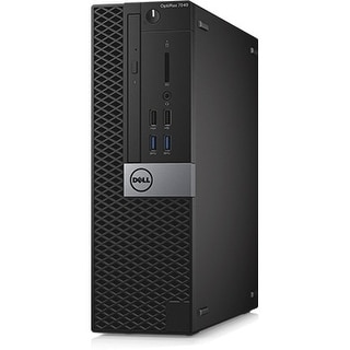 Dell 2GH45 Dell OptiPlex 7040 Desktop Computer - Intel Core i5 i5-6500 3.20 GHz - Small Form Factor - 4 GB DDR4 SDRAM RAM - 500