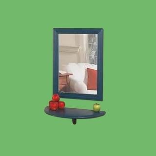 Bathroom Shelves White Pine 21 3/4W x 10 1/2 Proj