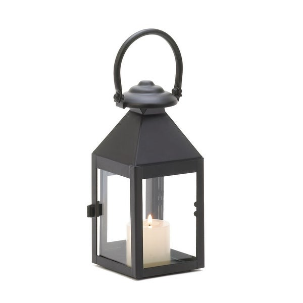 Natural Revere Candle Lantern (M)