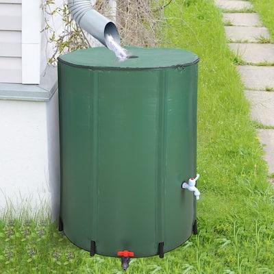 100 Gallon Rain Barrel - 100 Gal