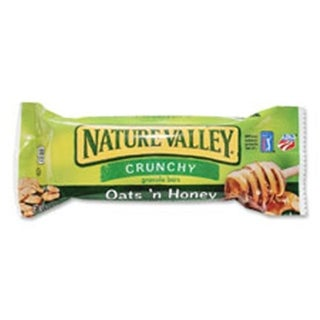 General Mills Nature Valley Oats-Honey Granola Bar, 18 Per Count