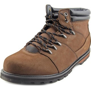 Globe Yes Apres Round Toe Leather Boot
