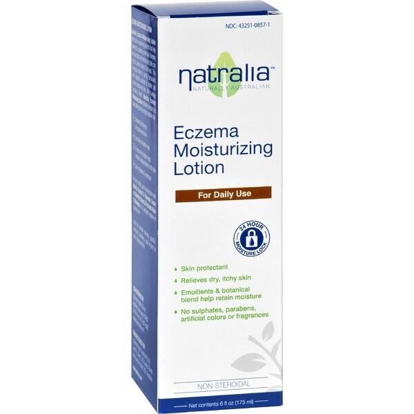 Natralia Eczema Lotion - Moisturizing - 6 oz