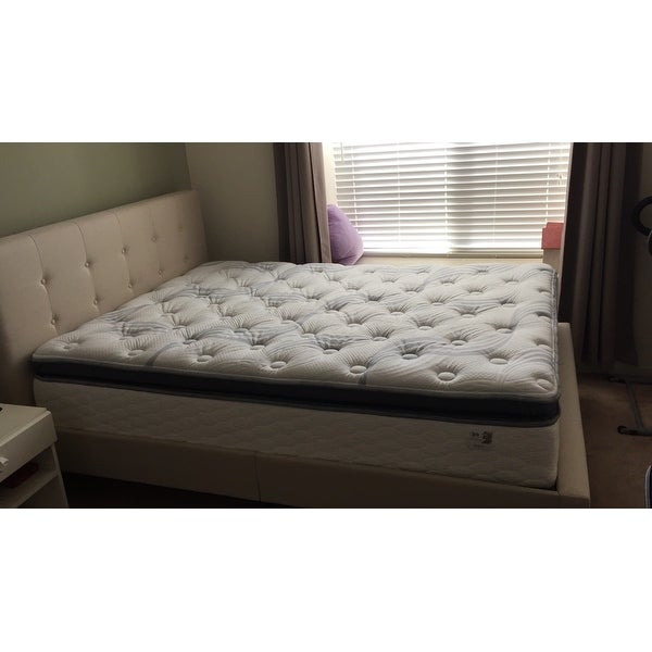 416f0e4de4fc4 Shop Serta Perfect Sleeper Wayburn Super Pillow Top Mattress - On Sale -  Free Shipping Today - Overstock - 17783361