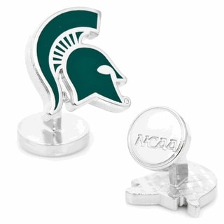 Palladium Michigan State Spartans Cufflinks - Green