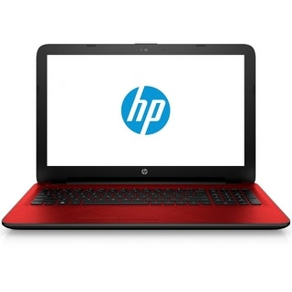 "HP 15-ac128la 15.6"" Laptop Intel Core i7-6500U 2.5GHz 4GB DDR3L 2TB Win10"