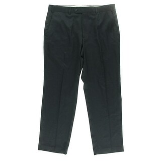 MICHAEL Michael Kors Mens Woven Flat Front Dress Pants