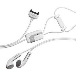 Nokia HS-3 Fashion Stereo Headset for 9500, 9300, 7250i, 7210, 6682, 6670, 6620,
