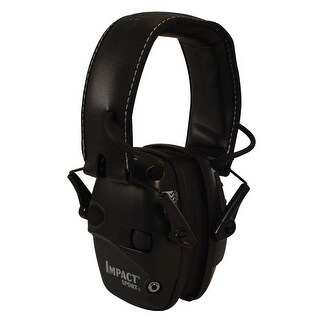 Howard leight r-02524 howard leight r-02524 impact sport black electronic earmuff