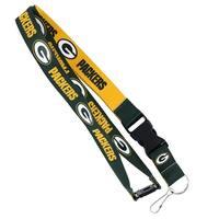 Green Bay Packers Lanyard - Reversible