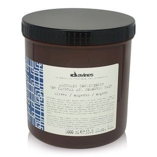 Davines Alchemic Conditioner - Silver Liter