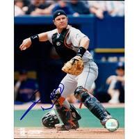 Signed Pratt Todd New York Mets 8x10 Photo autographed
