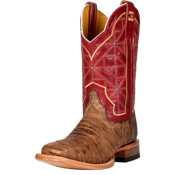 Cinch Western Boots Mens Edge Brown Rio Brown Red Rice