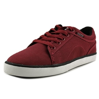 DVS Aversa CTX Round Toe Canvas Skate Shoe