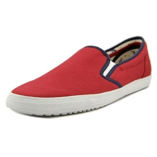 Ben Sherman Buster Round Toe Synthetic Loafer