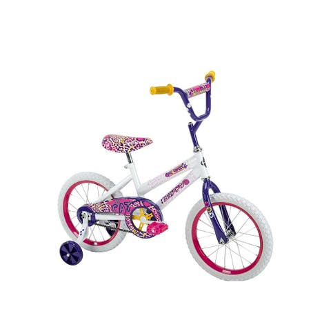Huffy 21817 So Sweet Girls Bike, Pink & Purple, 16""