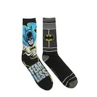 Batman Fearless Mens Socks, Cartoons | Comics by Hypnotic Hats