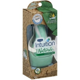 Schick Intuition Naturals Sensitive Care Razor 1 ea