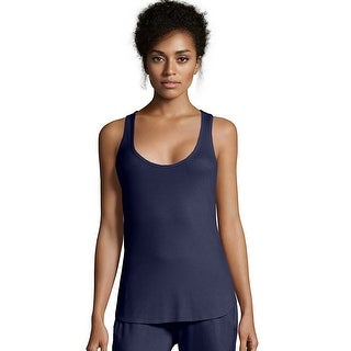 Maidenform Rib Tank - Color - Peacoat - Size - L