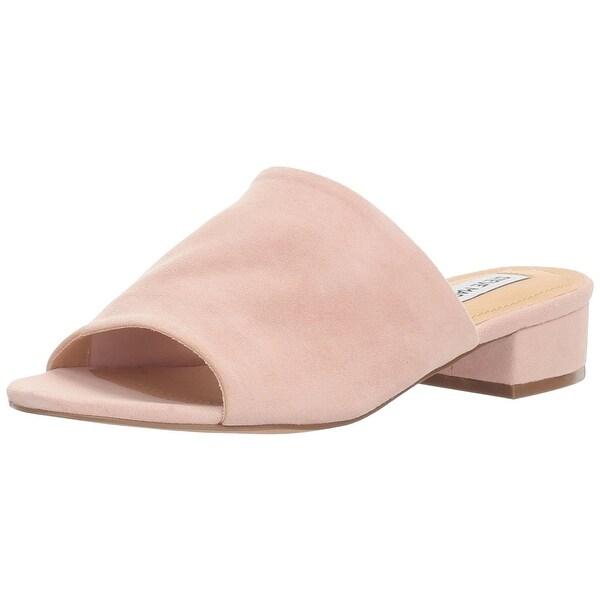 a4c321801b0 Shop Steve Madden Womens Briele Open Toe Casual Slide Sandals - Free ...