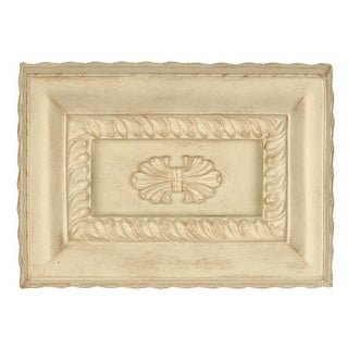 "Craftmade CH1201 Traditional 9.63"" Wide Hand-Carved Jewel Box Door Chime"