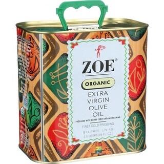 Zoe - Organic Extra Virgin Olive Oil ( 1 - 88 FZ)