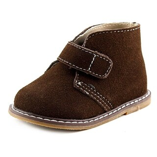 Natural Steps Belmont Youth Round Toe Suede Boot
