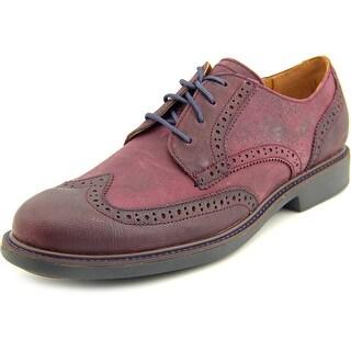 Cole Haan Great Jones Wngtp II Men Wingtip Toe Leather Oxford