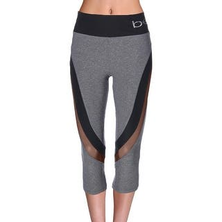 Bebe Womens Capri Pants Quick Dry Mesh Inset|https://ak1.ostkcdn.com/images/products/is/images/direct/95d3a6297393493e7b6e599fb013c755e13d6910/Bebe-Womens-Capri-Pants-Quick-Dry-Mesh-Inset.jpg?impolicy=medium