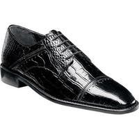 Stacy Adams Men's Raimondo Oxford Black Leather
