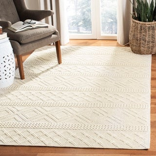 Link to Safavieh Handmade Vermont Magi Wool Rug Similar Items in Farmhouse Rugs